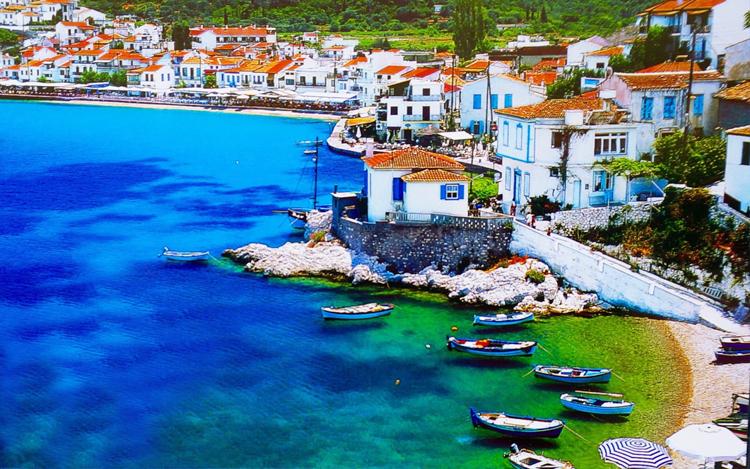 Şarabı Kadar Tatlı Bir Ada: Samos